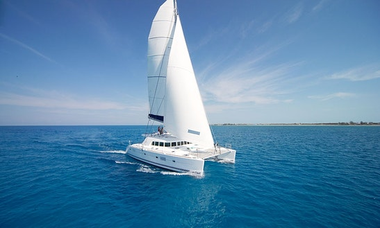 Luxury Catamaran ''lagoon 470'' Charter In Spain