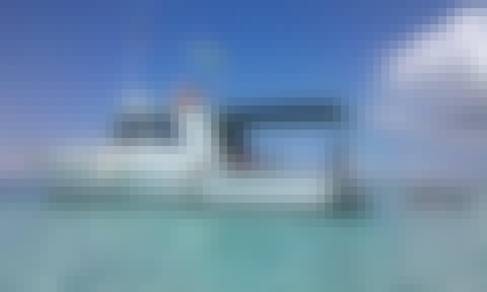 36' Trawler Charter in Cozumel, Mexico