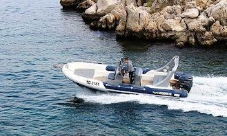 """Maestral 745"" rent a boat Split, Trogir"