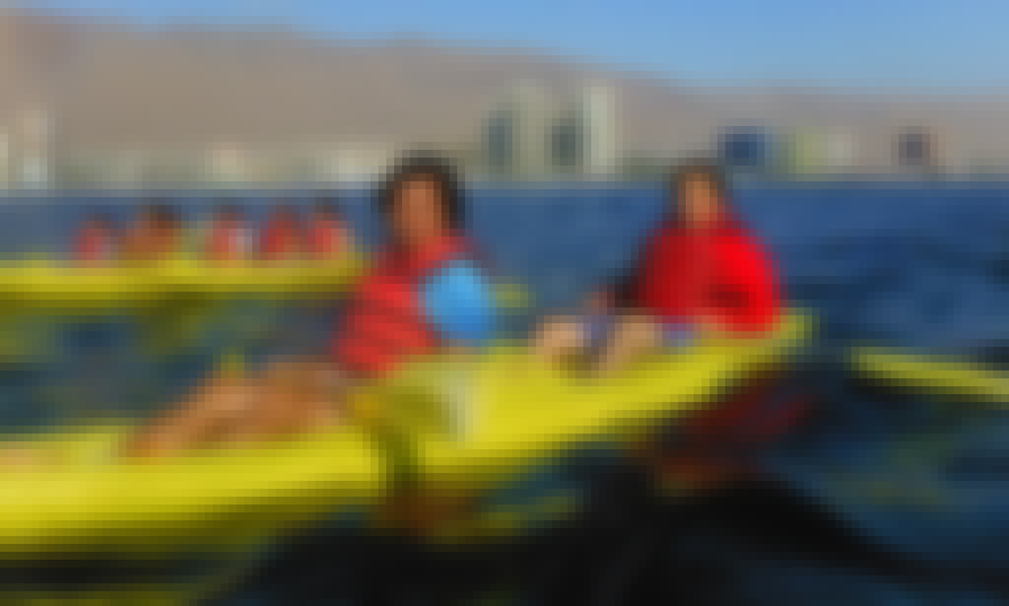 Canoe Rental in Iquique, Chile