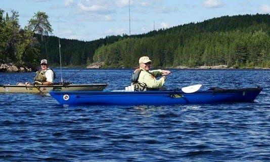 Canoe Rental in Florence, Oregon