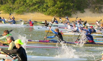 Individual Paddling Sessions in Port Elizabeth