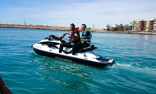 Sea Doo Jet Ski Rental In Torrevieja, Spain