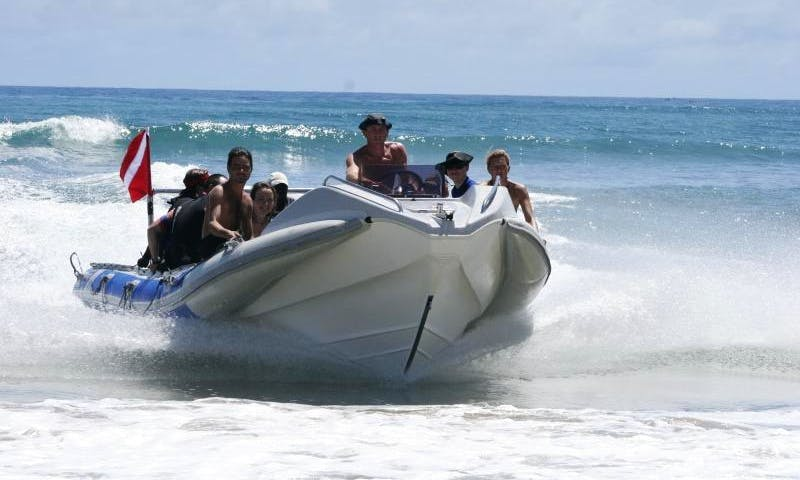 Ocean Safari Trips in Inhambane