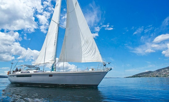 Magic Miles Sailing Yacht Charter In Tasmania