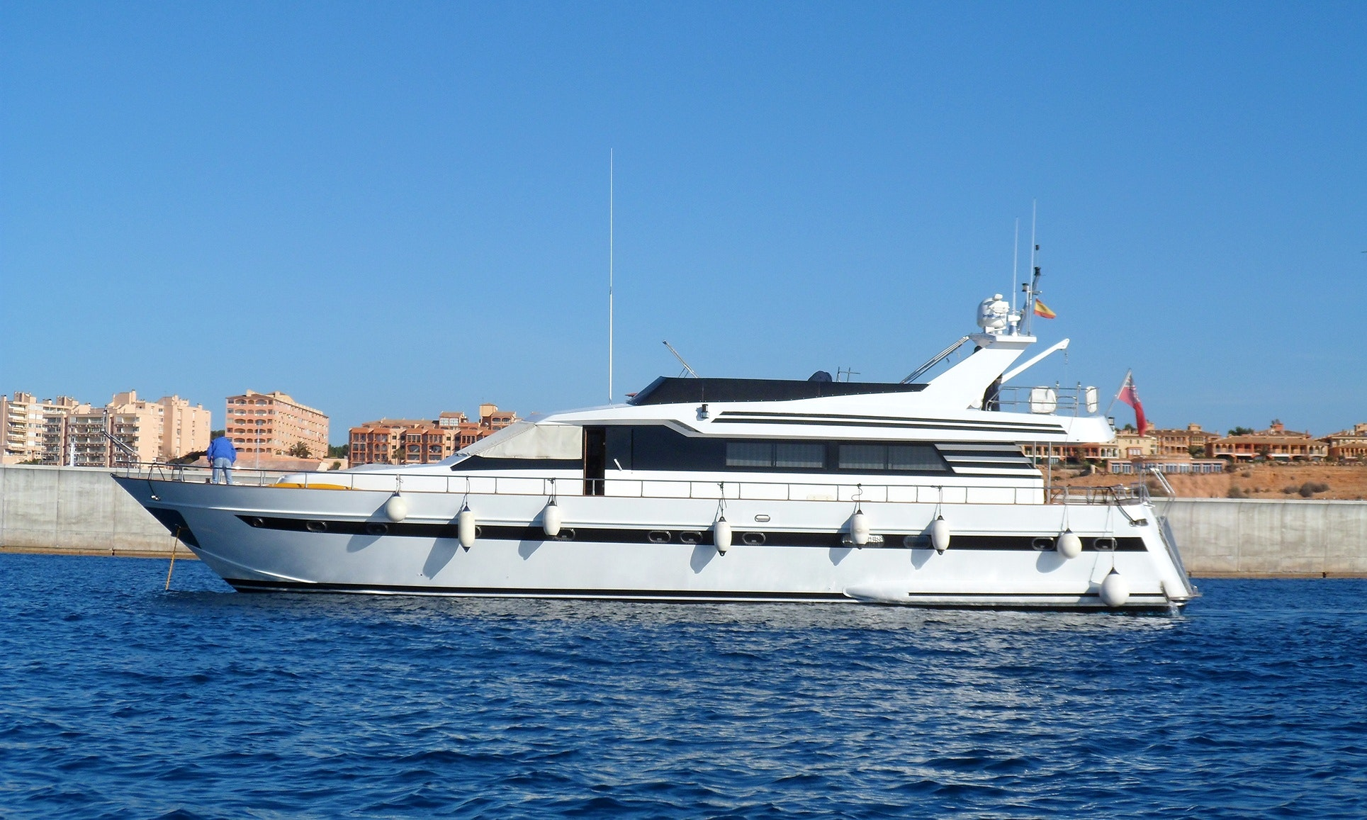 Image result for Top Occasions for Chartering a Yacht in Spain