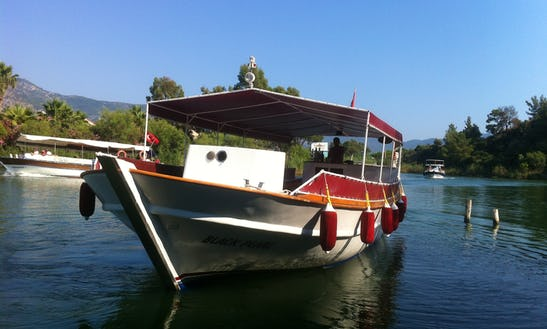 Passenger Boat Rental In Dalyan Belediyesi