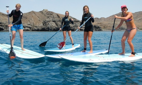 Sup Board Rental In Adeje