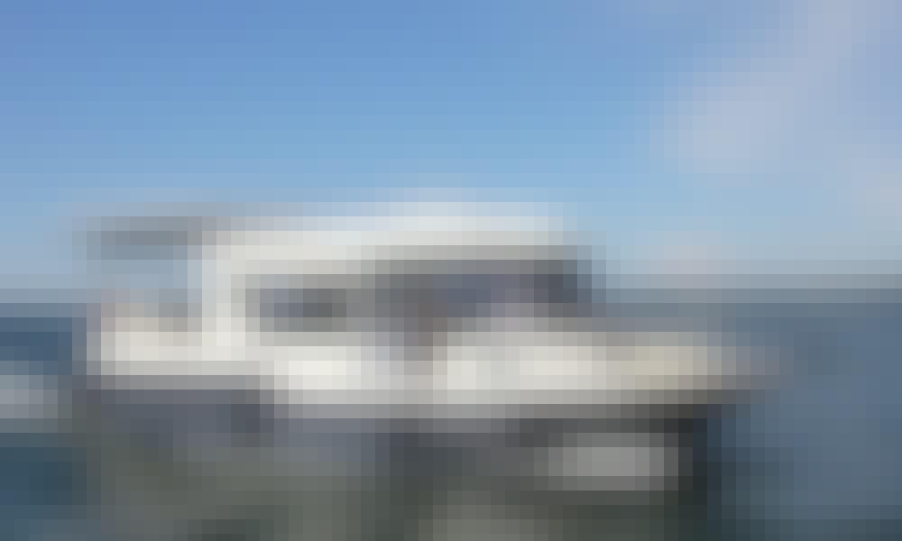 31' Motor Yacht Charter in Holbæk, Denmark