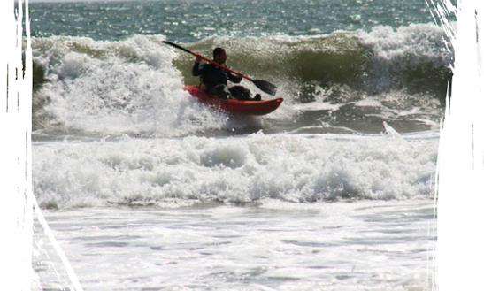 Kayak Charter In Tongwynlais, United Kingdom