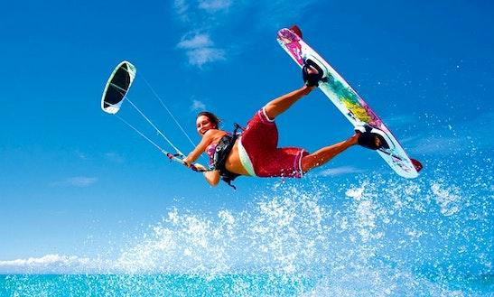 Kitesurf Rental & Lessons In Tarifa