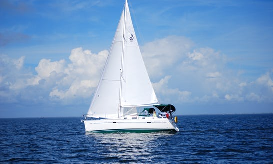 Enjoy Cruising Monohull For Rent In Punta Gorda, Florida