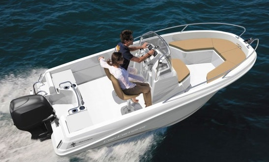 Luxury Center Console ''jeanneau Cap Camarat 4.7 Cc'' Rental In Saint-cyprien