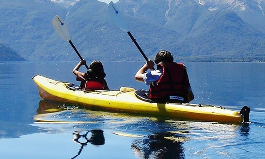 Kayak Trip In Adeje