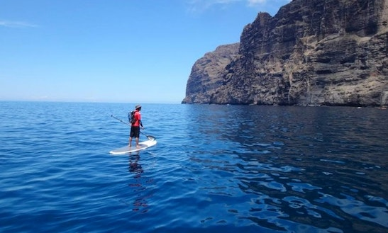 Stand Up Paddle Trip In Adeje