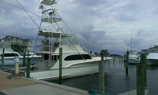 53' Forbes Sport Fisherman In Hatteras, North Carolina United States