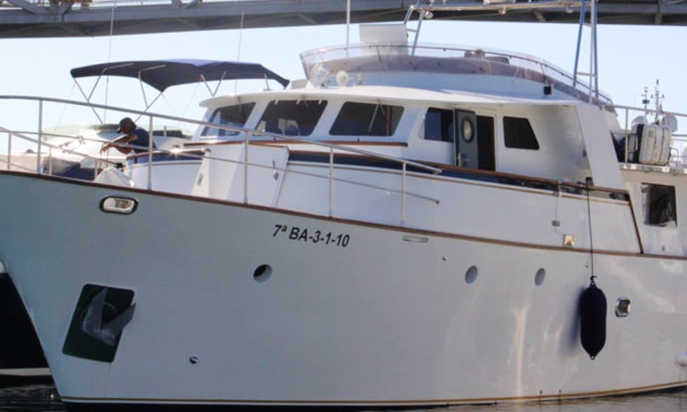 Alieva-60 Yacht Charter in Sitges
