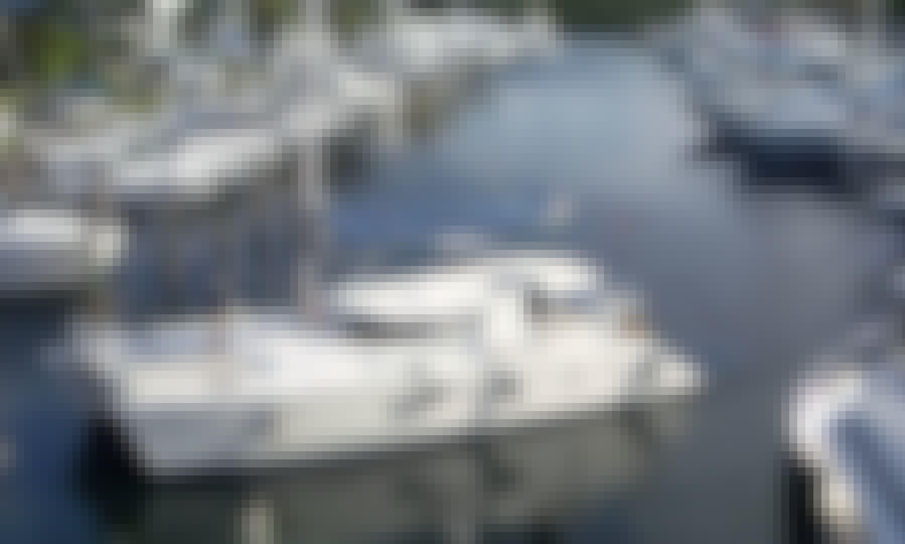 Charter Knysna 480 Cruising Catamaran in Uligan, Maldives