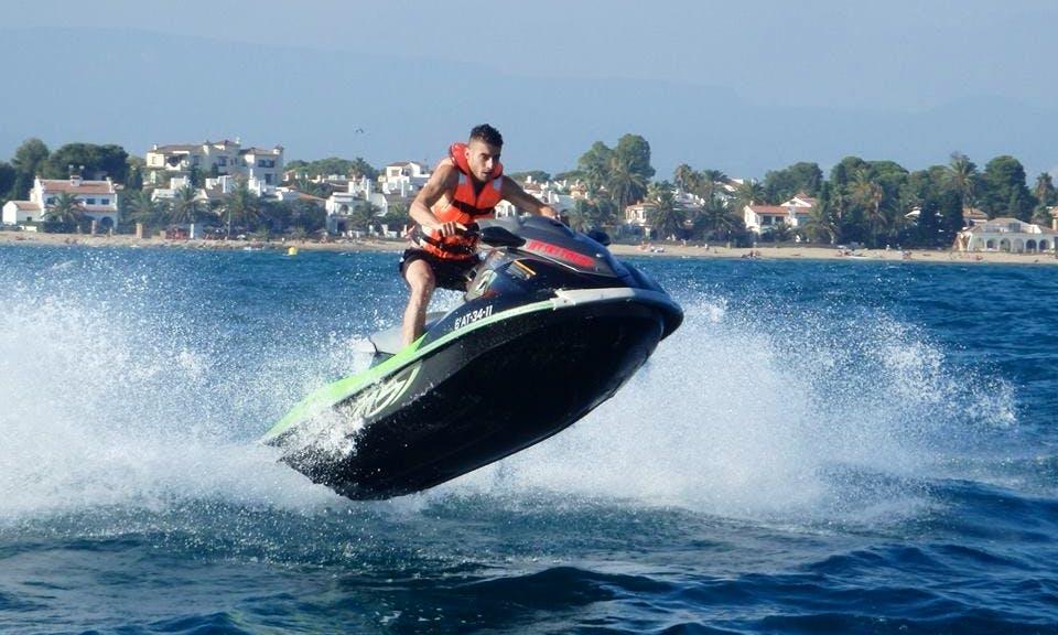 Jet Ski Rental In Cambrils