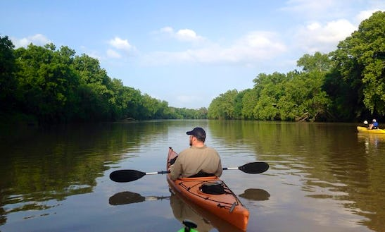 Kayak Rental In Bastrop