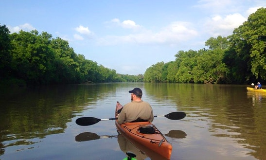 Kayak Rental In Bastrop