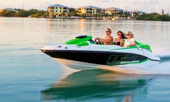15' Sea Doo Sportster Bowrider Rental In Traverse City, Michigan