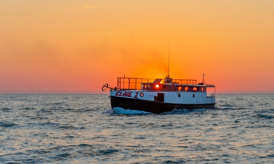 48' Fishing Tug Boat In South Haven