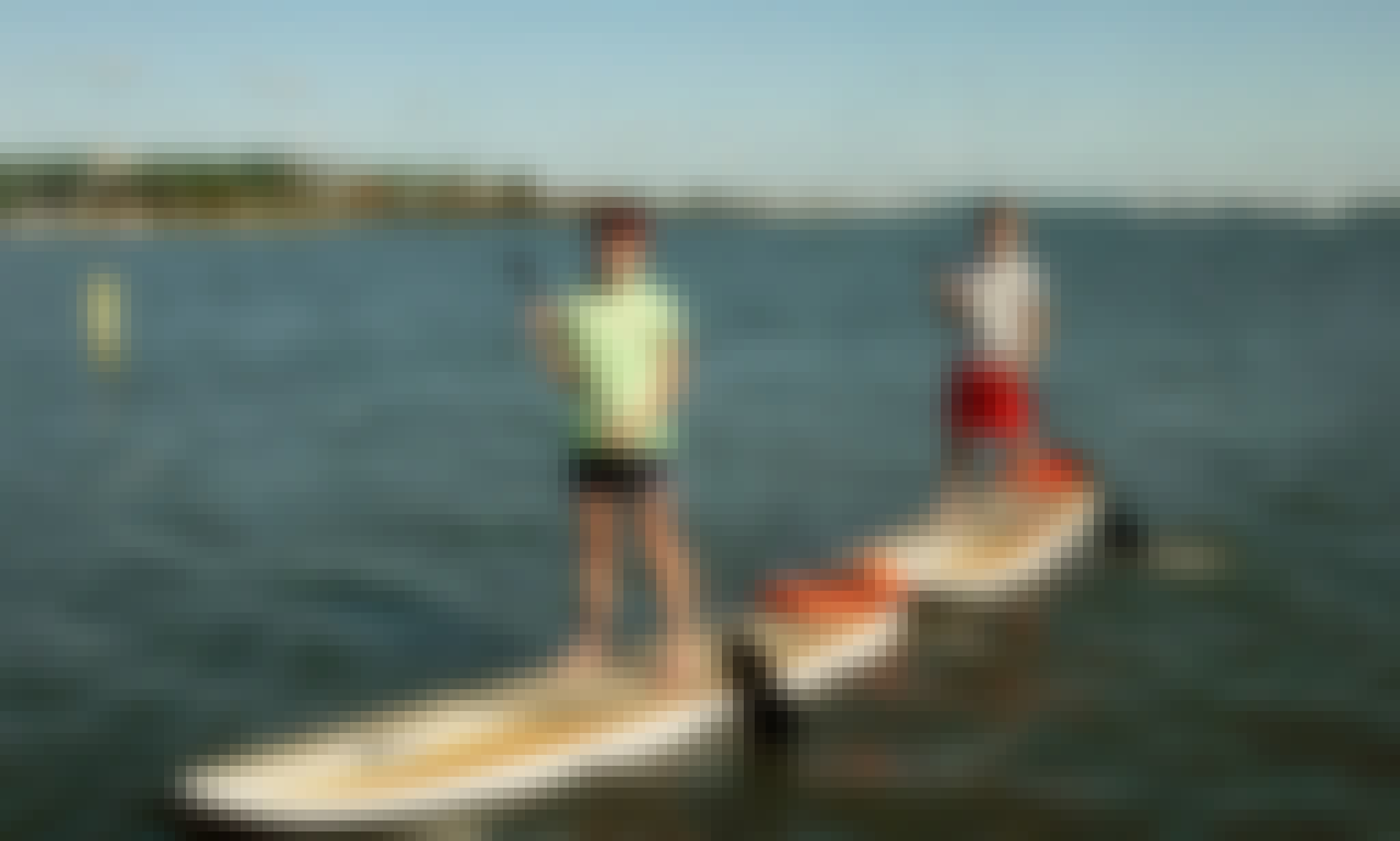 Paddleboard for Hire in Coffs Harbour, Australia