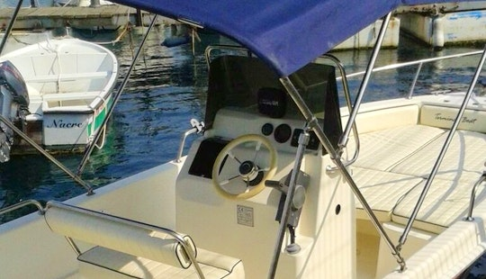 Center Console-3 Boat Charter In Sitges