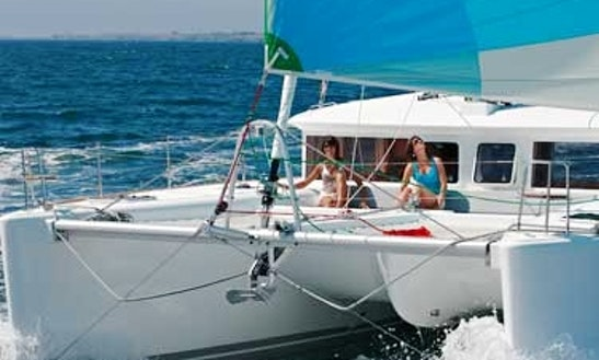 Cruising Catamaran Rental In Palma