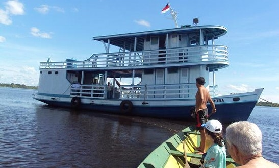 Amazon Boat Tour In Manaus