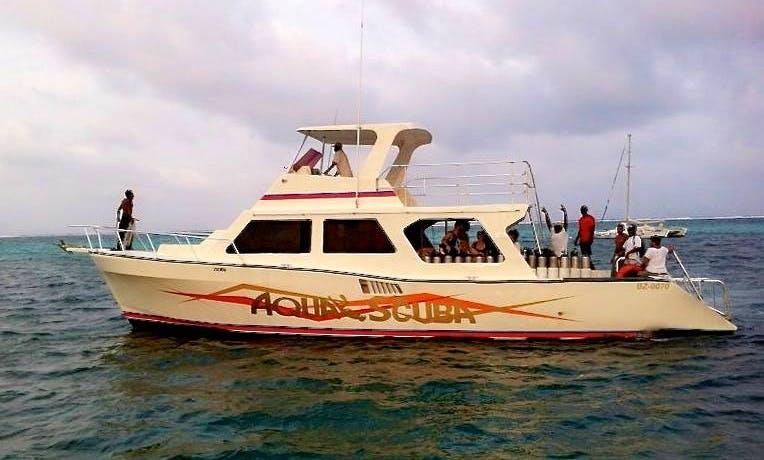 57' Dive Boat in San Pedro