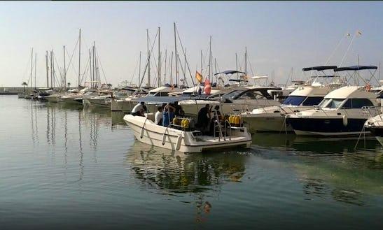 32' Dive Boat In Santa Eulària Des Riu
