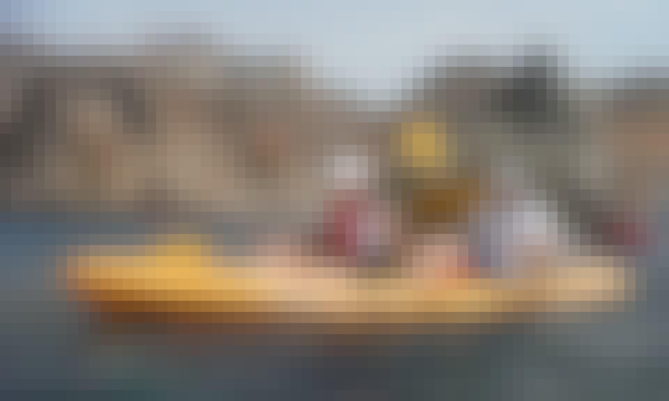 """""""MALIBU 2 """" Kayak Rental in San José"""