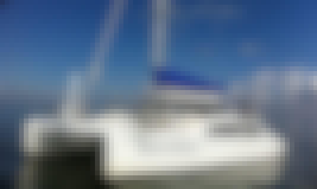 """Enjoy 35 ft """"Stimulus Package"""" Seawind Catamaran In Punta Gorda, Florida"""