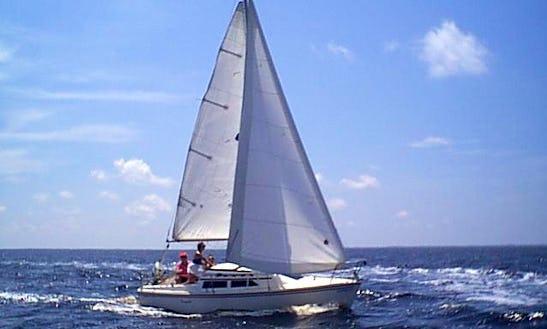 Enjoy 22' Catalina Sailboat
