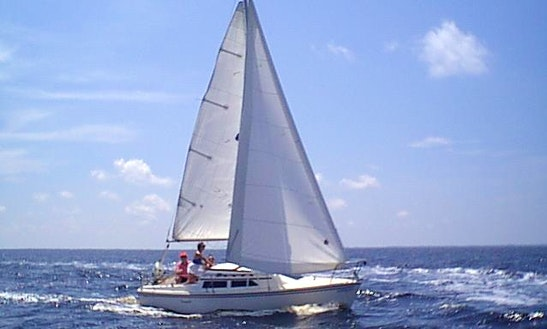 Enjoy 22' Catalina Sailboat