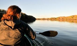 Canoe Tour on Mzimvubu River, South Africa