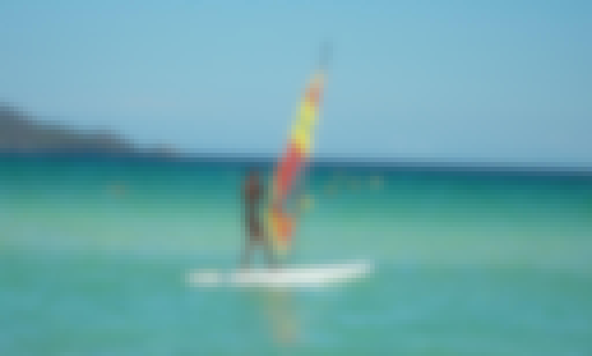 Windsurf Rental & Courses in Port de Pollença