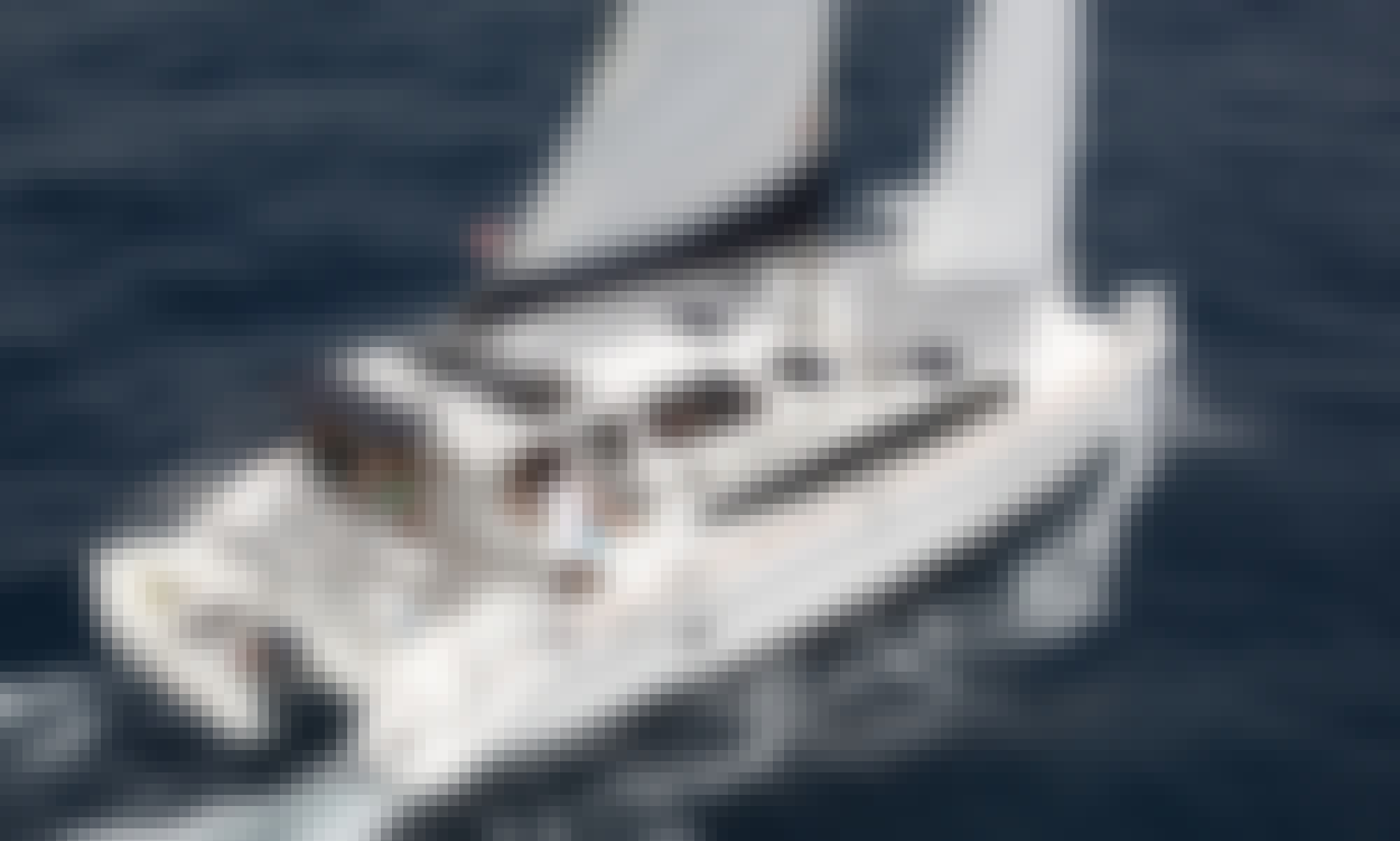 35ft Cruising Catamaran In Cozumel, Mexico