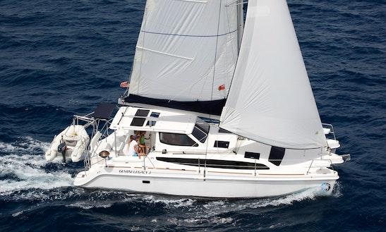 Charter 35ft