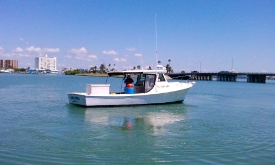 Saint Pete Fishing Charter On 32ft