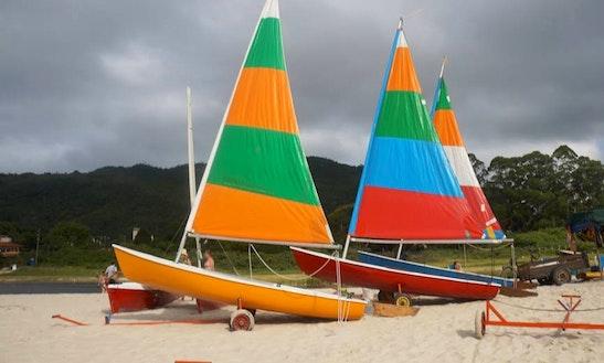 Daysailer Rental In Florianopolis, Brazil