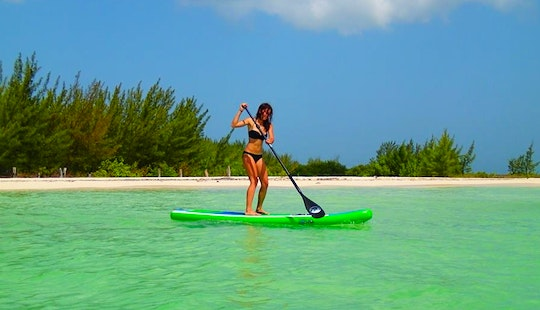 Paddleboard Charter In Cozumel, Mexico