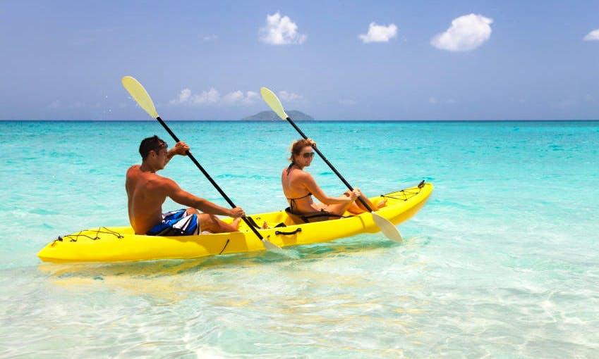 Kayak Tour in Cabo San Lucas, Mexico
