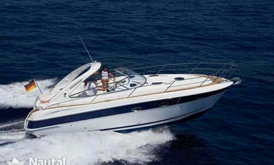 Bavaria 35 Sport Motor Yacht For 6 Person In Mataro, Spain