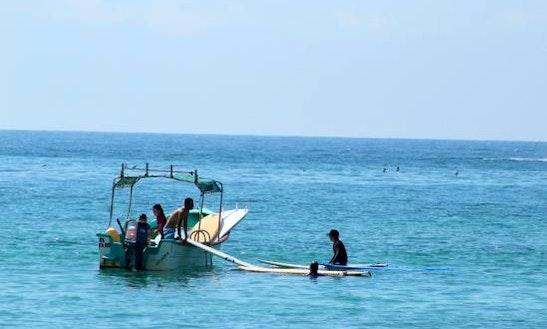 Snorkeling Tour Boat In Punta De Mita