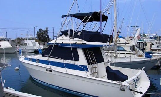 33' Chris Craft Fishing Boat In Hermosillo