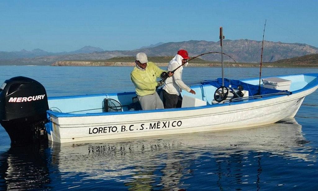 Fishing trips whale watching tours in loreto getmyboat for Baja california fishing