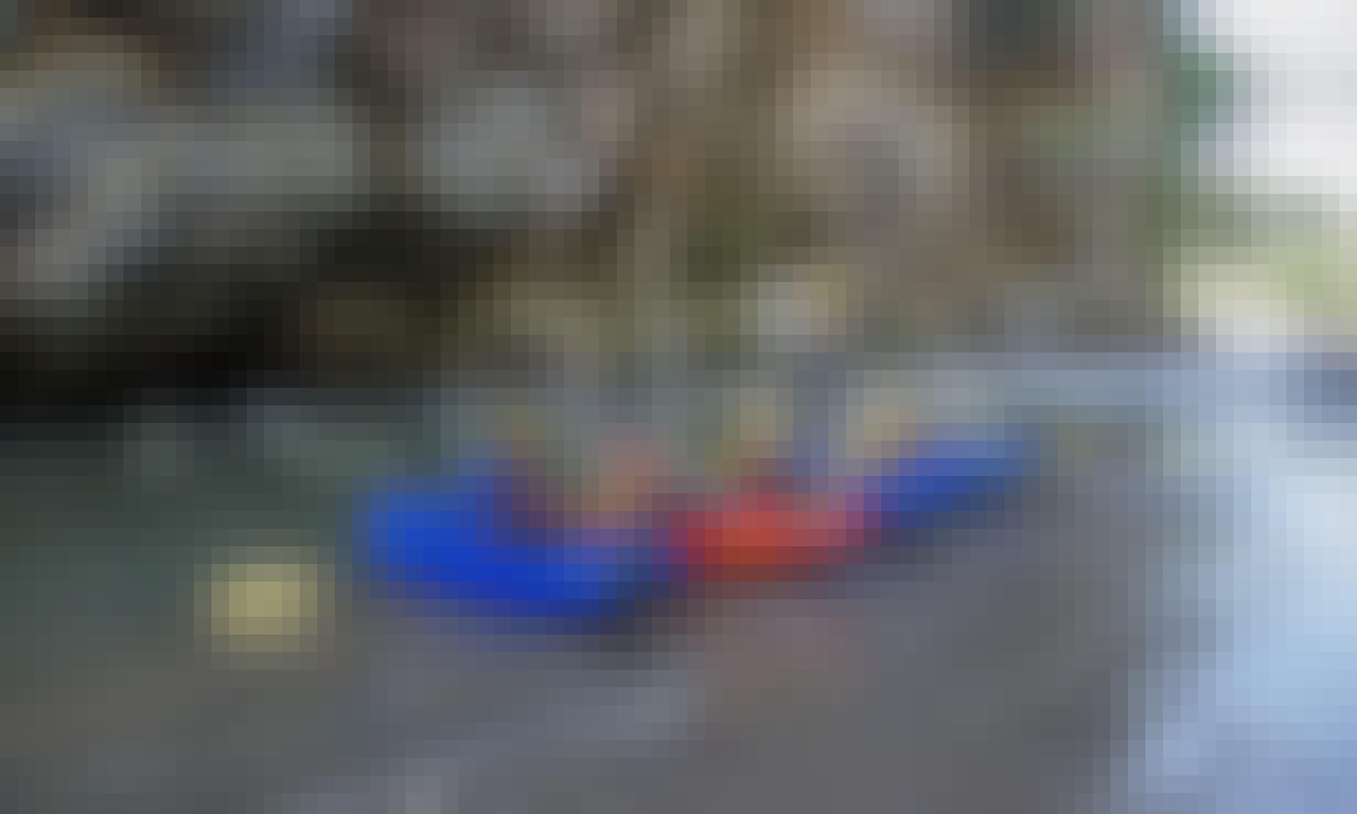 Kayak Rafting in the Amacuzac River